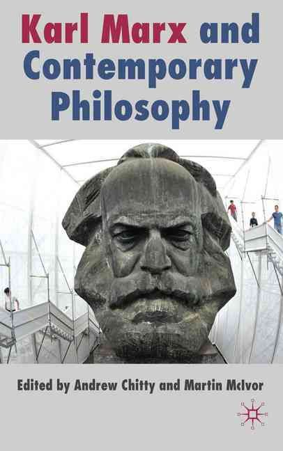 This collection brings together the latest work of some of the worlds leading Marxist philosophers and new young researchers. Based upon work presented at meetings of the Marx and Philosophy Society,