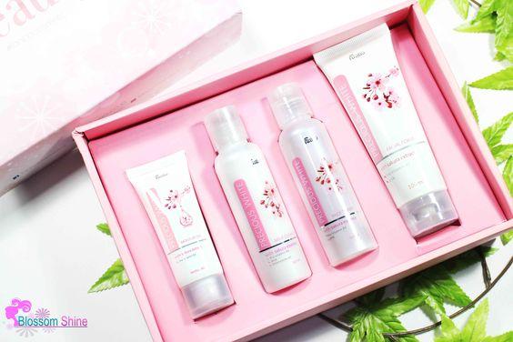 Precious White Fanbo Skincare Series - recommended untuk kulit berminyak