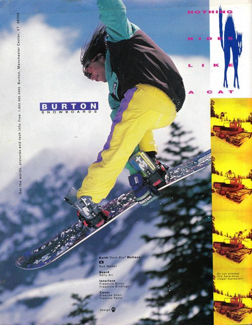 Burton Kelly Air 1991 In 2020 Snowboard Burton Craig Kelly
