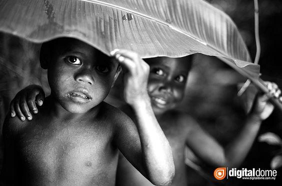Bateq Tribe   Negrito The Aboriginal Tribe of Penisular Malaysia