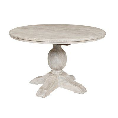 Hoyt Solid Wood Dining Table Dining Table Mango Wood Dining