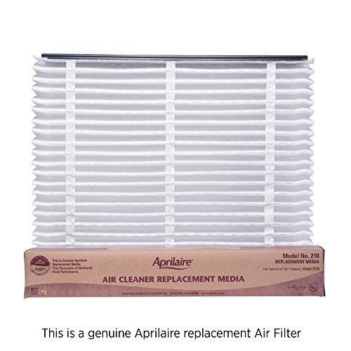 Aprilaire 210 Replacement Filter Single Replacement Filter Air Filter Air Purifier