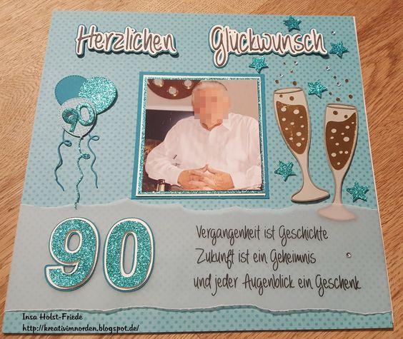 Opas 90er Gedichte Zum 80 Geburtstag Spruche Einladung