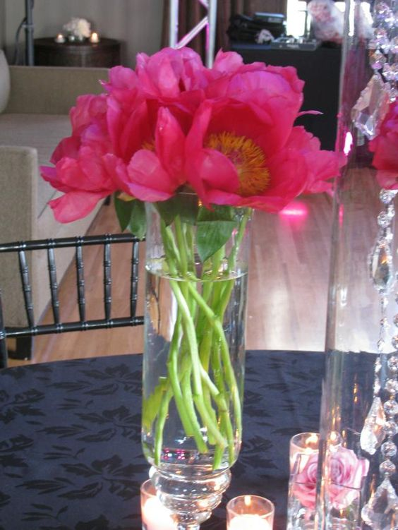 I love love love these flowers!