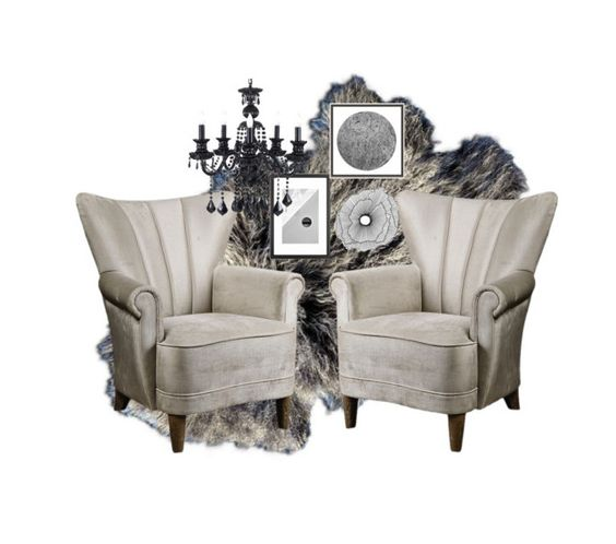 """""""Untitled #73"""" by marxkelly ❤ liked on Polyvore featuring interior, interiors, interior design, home, home decor, interior decorating, Uttermost, Wendover Art Group and Home Decorators Collection"""