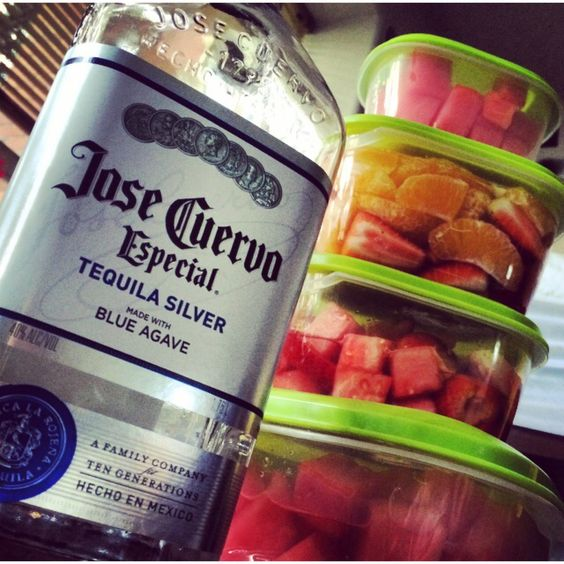 tequila infused infused fruit and more tequila watermelon fruit ...