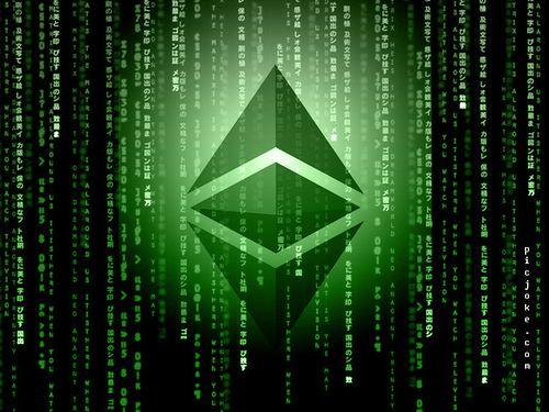 Ethereum Classic Wallpaper Matrix Classic Wallpaper Ethereum Wallpaper Cryptocurrency