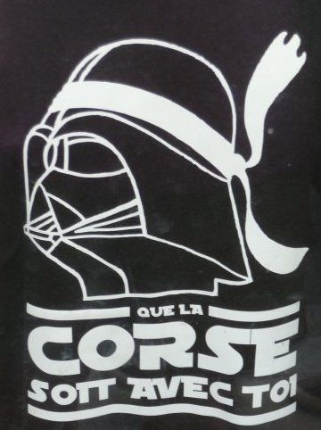 Corsica is always with me!
