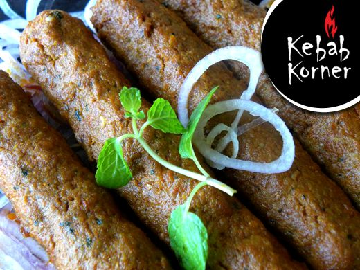 At Kebab Korner indulge in mouth watering delicacies from the 'Land of Nawabs' during 'The Great Kebab Trail'.