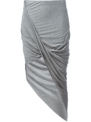 Saia Helmut Lang Compre em: http://www.farfetch.com/br/shopping/women/helmut-lang-saia-assimetrica-item-10882460.aspx
