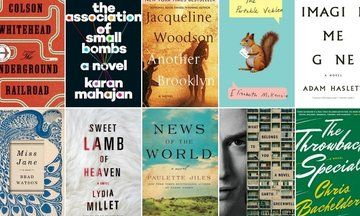 16 Award-Nominated Books From 2016 Your Shelf Can't Be Without | Huffington Post