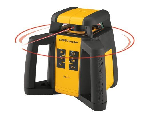 Cst Berger Rl25hck Horizontal Exterior Self Leveling Rotary Laser Complete Kit Laser Levels Plumbing Problems Plumbing Tools