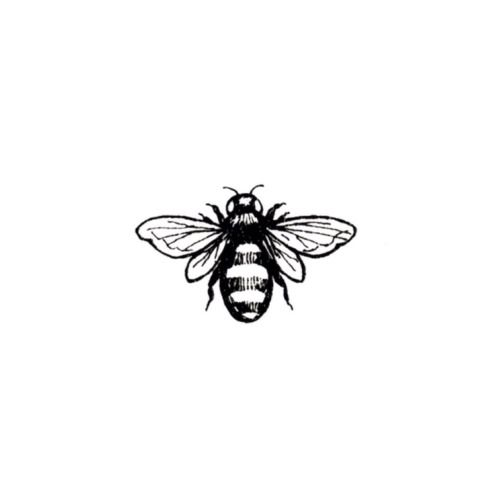 bumblebee tattoo - Google Search// This is the bee I want to get for my Sherlock Tattoo.