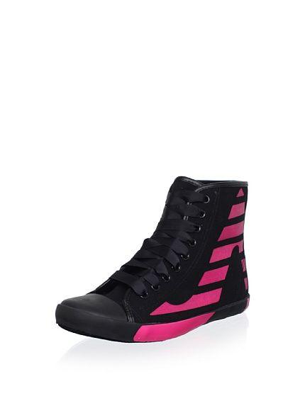 Be Women's Striped Sneaker at MYHABIT