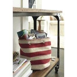 ... Design; Boys Room   Pinterest   Clownfish, Storage Bins and Nautical