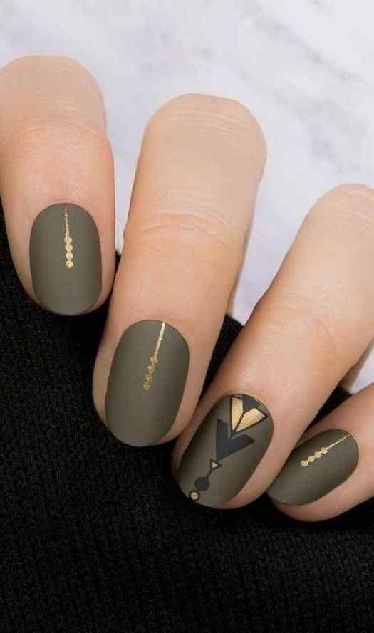 Gel Nails Art Ideas