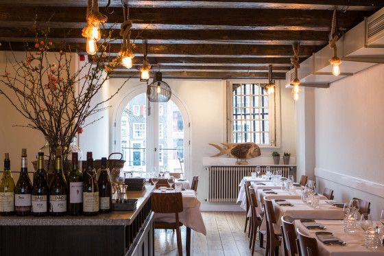 John Dory Vistronomie | Prinsengracht 999 | Fish Restaurant | Amsterdam