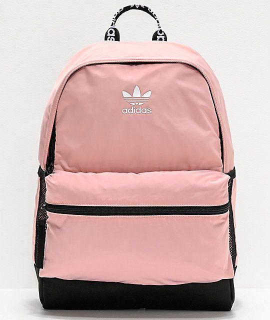 adidas National Pink Spirit Backpack | Shoulder bags for