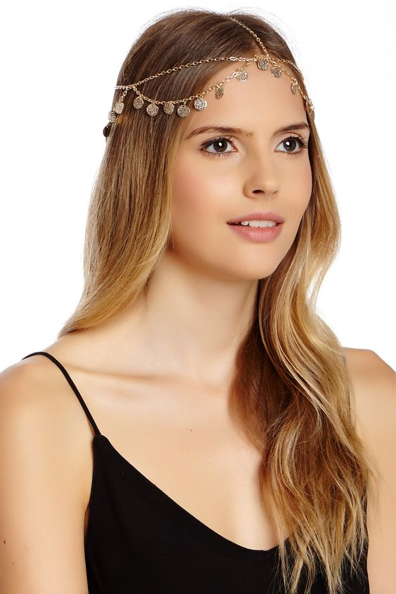 Arifa Head Chain by Bansri $22.97 was 86.00 retail....73% off!