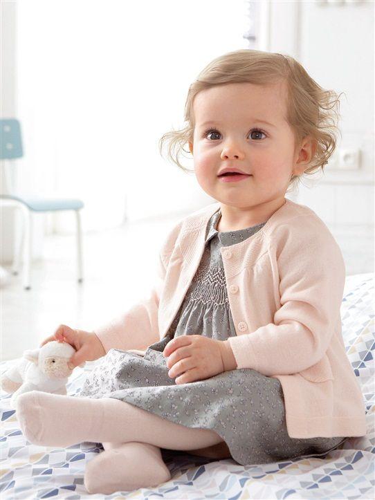 robe b b smocks imprime fleuri babies booties bibs and pinterest pastel classique et. Black Bedroom Furniture Sets. Home Design Ideas