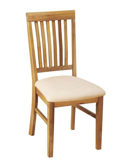 esszimmerstuhl »royal oak« (beige) - stühle - esszimmer & küche, Innenarchitektur ideen