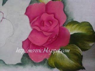 "♥ღ♥ Meri Vic ♥ღ♥ ""Pintura em Tecido"": Dicas de Pintura em Tecido"