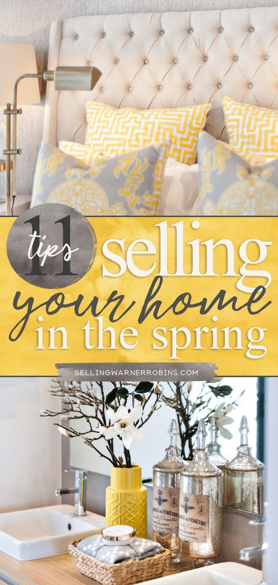 How to Sell Your Home in the Spring. Spring home selling tips provided as a courtesy by Anita Clark Realtor in Warner Robins Georgia.