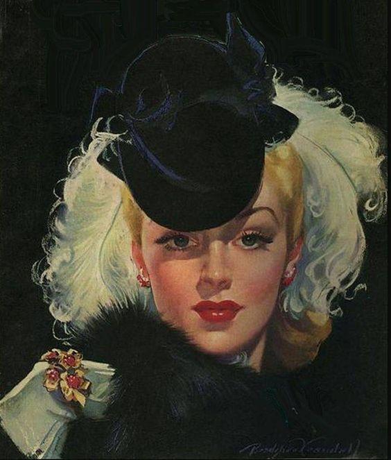 John Bradshaw Crandell (1896 - 1966)  http://marialaterza.blogspot.com/2012/03/john-bradshaw-crandell-1896-1966.html: