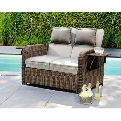 Polyrattan Sitzgruppen Gartenmobel Outdoor Sofa Und Sofa