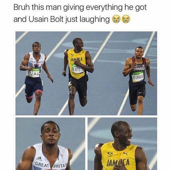 TOP 15 Funniest Usain Bolt Hilarious MEMES