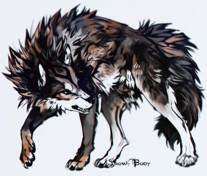 Pin By Ryuknight123 On Anime Animal Drawings In 2020 Animal