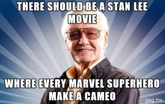 And every major character in the MCU--Coulson, Natasha, Clint, Fitz, Simmons, Fury...