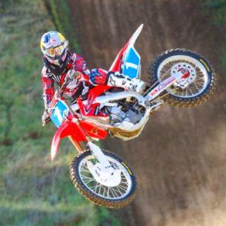 Women's Motocross Champion Ashley Fiolek.