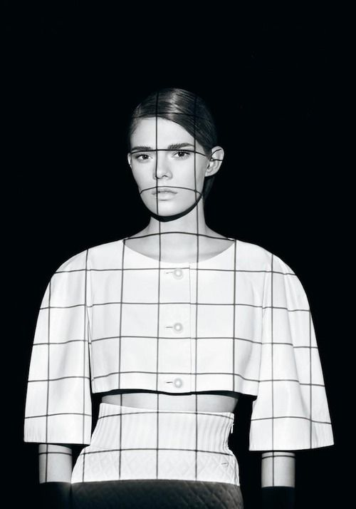 Anna Pichler by Sabrina Bongiovanni for The Room SS'13