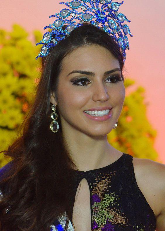 Miss Pernambuco 2013 - Helena Rios