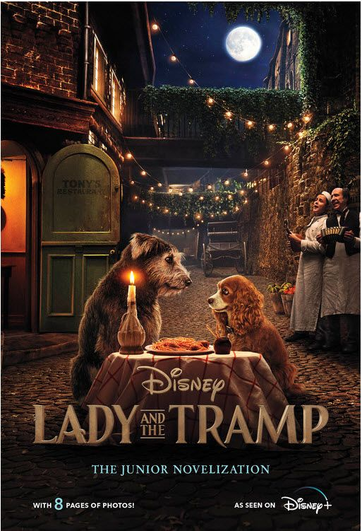 Lady And The Tramp Live Action Junior Novel Paperback Walmart Com In 2021 Tramps Movie Lady And The Tramp Good Movies