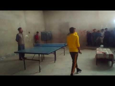 Table Tennis Single Ghs Shamdhara Vs Ghs Kolaka Zone Oghi Tournament 2019 Round 4 Youtube Table Tennis Tournaments Tennis