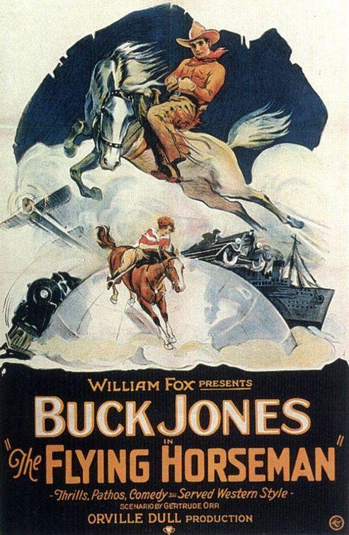The Flying Horseman (1926)