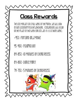 Class Dojo Management Pack