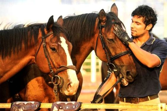 Actor Randeep Hooda Adops 9 Horses Who Were On The Verge Of Dying
