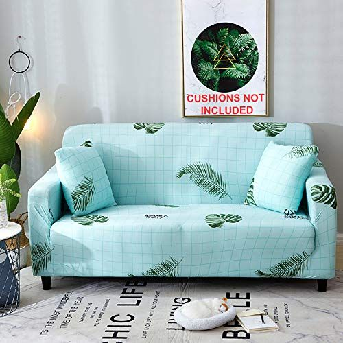 House Of Quirk Universal Single Seater Sofa Cover Big Elasticity Cover In 2020 Single Seater Sofa Couch Covers Slipcovers Couch Covers