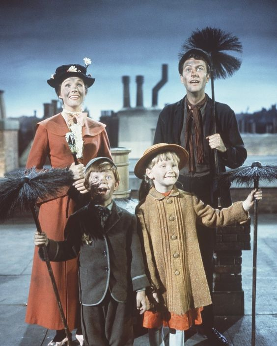 Mary Poppins(1964) - Rotten Tomatoes