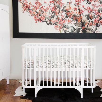BAM Crib Set - Simple Shapes