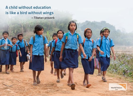 world without education Millions around the world are deprived of an education and forced to find a way  to survive through basic, hard labour work making opportunities.