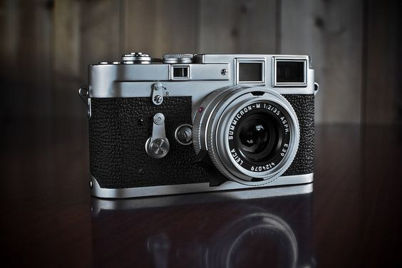Leica M3 by J Howe, via Flickr