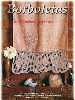 Crochet Sweet: table basse