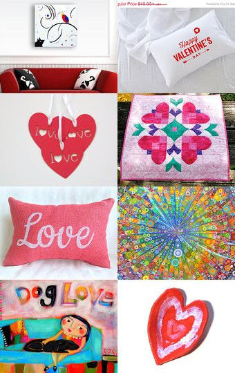 Warm Hearted by Nicole Planchon on Etsy--Pinned with TreasuryPin.com