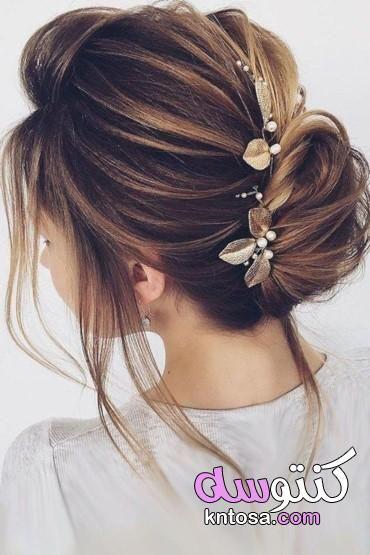 كعكة شعر عشوائية طريقة عمل كعكة الشعر الكورية تسريحة الكعكة الفوضوية طريقة عمل كعكة الشعر الدونات Bridesmaid Hair Updo Bridesmaid Updo Hair Styles