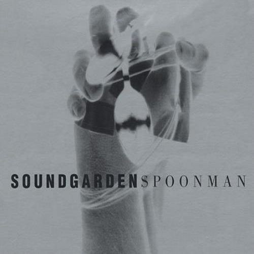 Soundgarden – Spoonman (single cover art)