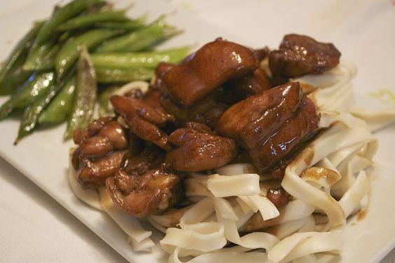 Chicken Teriyaki ... another winner from Nigella Lawson!